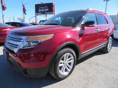 2015 Ford Explorer for sale at Moving Rides in El Paso TX