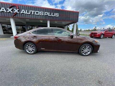 2018 Lexus ES 300h for sale at Ralph Sells Cars at Maxx Autos Plus Tacoma in Tacoma WA