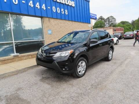 2014 Toyota RAV4 for sale at Southern Auto Solutions - 1st Choice Autos in Marietta GA