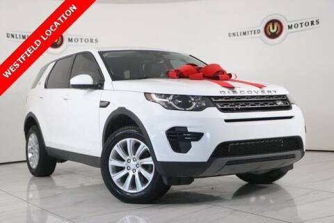 2017 Land Rover Discovery Sport for sale at INDY'S UNLIMITED MOTORS - UNLIMITED MOTORS in Westfield IN