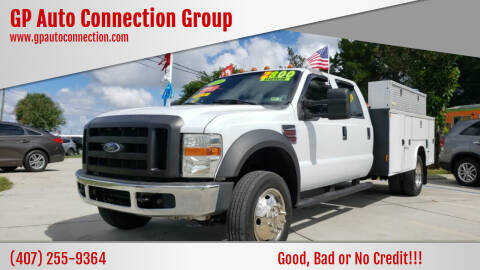 2008 Ford F-550 Super Duty for sale at GP Auto Connection Group in Haines City FL