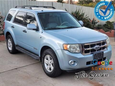 2008 Ford Escape Hybrid for sale at Gold Coast Motors in Lemon Grove CA