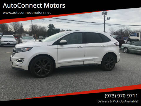 2015 Ford Edge for sale at AutoConnect Motors in Kenvil NJ