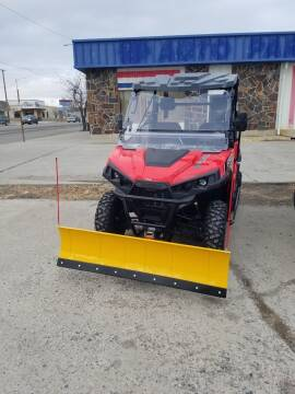 2021 Massimo T-BOSS 550 for sale at Bull Mountain Auto, Truck & Trailer Sales in Roundup MT