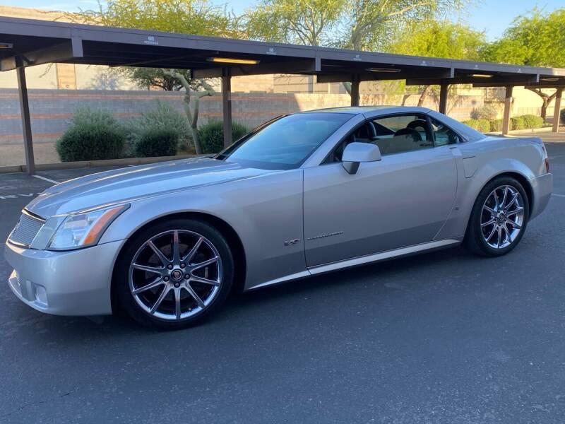 2007 Cadillac XLR-V for sale at Autodealz in Tempe AZ
