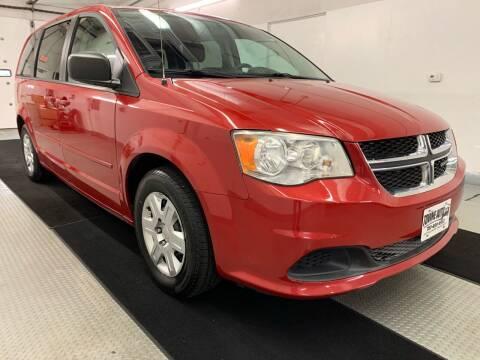 2013 Dodge Grand Caravan for sale at TOWNE AUTO BROKERS in Virginia Beach VA
