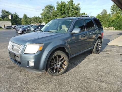 2011 Mercury Mariner for sale at Cruisin' Auto Sales in Madison IN