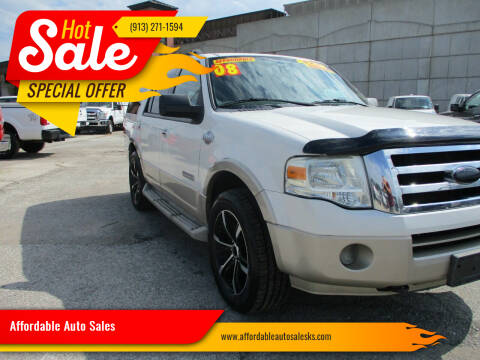 2008 Ford Expedition for sale at Affordable Auto Sales in Olathe KS