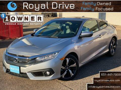 2016 Honda Civic for sale at Royal Drive in Newport MN