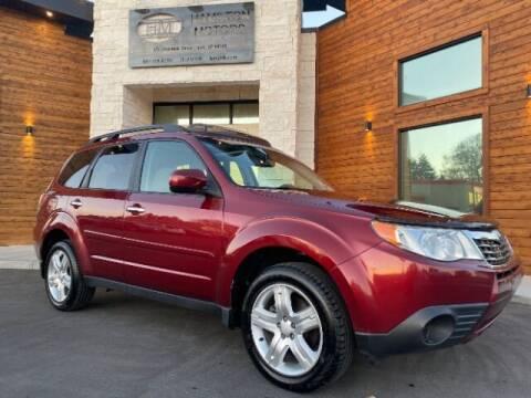 2010 Subaru Forester for sale at Hamilton Motors in Lehi UT