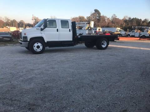 2007 Chevrolet C7500 for sale at Ramsey Truck Sales LLC in Benton AR