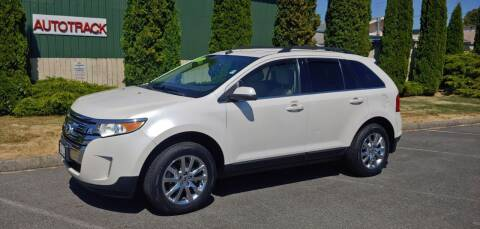2013 Ford Edge for sale at AUTOTRACK INC in Mount Vernon WA