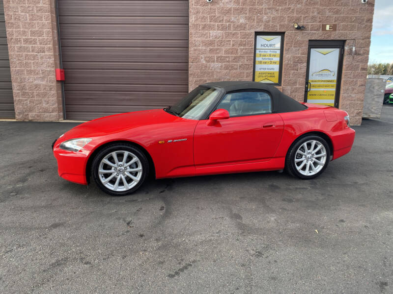 2007 Honda S2000 for sale at CarNu  Sales in Warminster PA