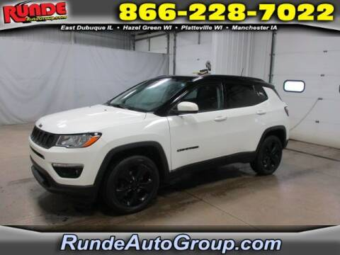 2019 Jeep Compass for sale at Runde Chevrolet in East Dubuque IL