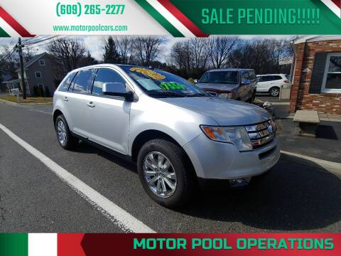2010 Ford Edge for sale at Motor Pool Operations in Hainesport NJ