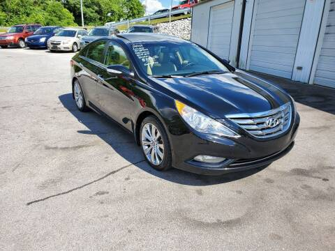 2012 Hyundai Sonata for sale at DISCOUNT AUTO SALES in Johnson City TN