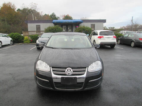 2008 Volkswagen Jetta for sale at Olde Mill Motors in Angier NC