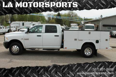 2014 RAM Ram Chassis 3500 for sale at LA MOTORSPORTS in Windom MN