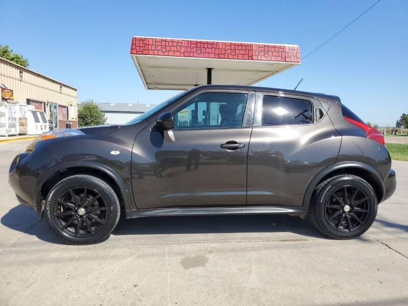 2012 Nissan JUKE for sale at Dakota Auto Inc. in Dakota City NE