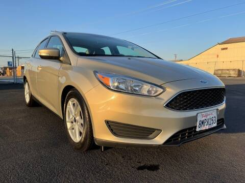2015 Ford Focus for sale at Approved Autos in Sacramento CA