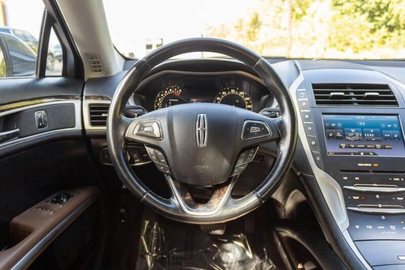 2015 Lincoln MKZ 4dr Sedan - Frederick MD