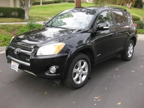 2010 Toyota RAV4 for sale at E MOTORCARS in Fullerton CA