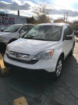 2008 Honda CR-V for sale at Simon's Auto Sales in Detroit MI