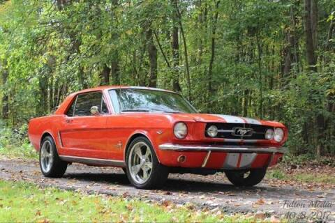 1965 Ford Mustang for sale at Classic Car Deals in Cadillac MI