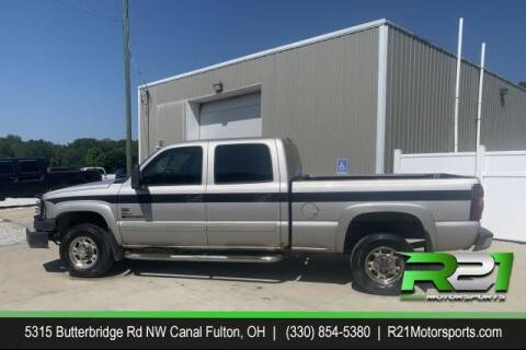 2004 Chevrolet Silverado 2500HD for sale at Route 21 Auto Sales in Canal Fulton OH