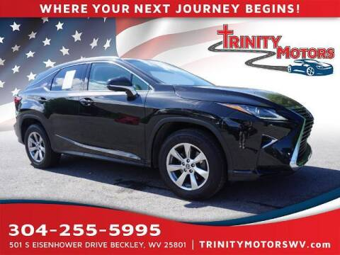 2018 Lexus RX 350 for sale at Trinity Motors in Beckley WV