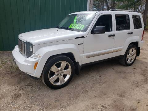 2012 Jeep Liberty for sale at Northwoods Auto & Truck Sales in Machesney Park IL