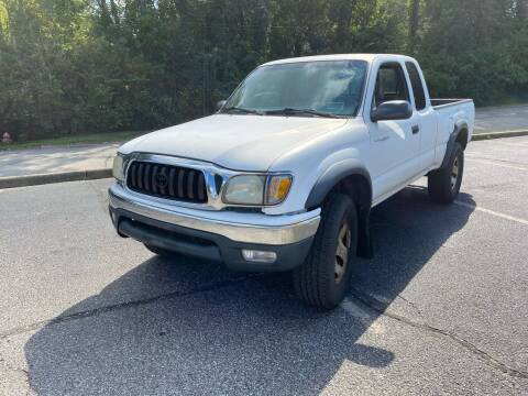 2004 Toyota Tacoma for sale at ABA Auto Sales in Bloomington IN