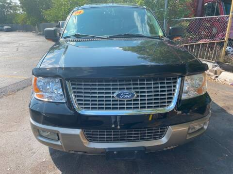 2004 Ford Expedition for sale at Pay Less Auto Sales Group inc in Hammond IN