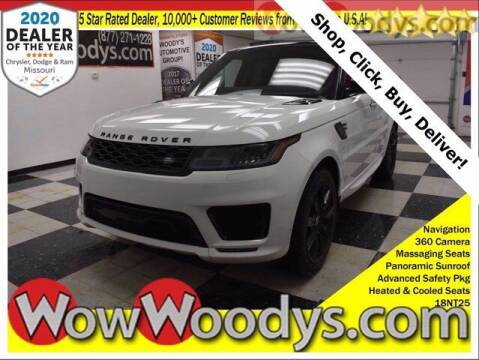 2018 Land Rover Range Rover Sport for sale at WOODY'S AUTOMOTIVE GROUP in Chillicothe MO