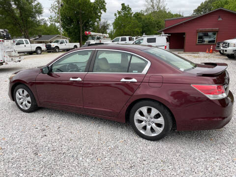 2009 Honda Accord for sale at V Automotive in Harrison AR