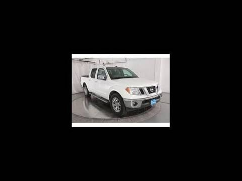 2019 Nissan Frontier for sale at Watson Auto Group in Fort Worth TX