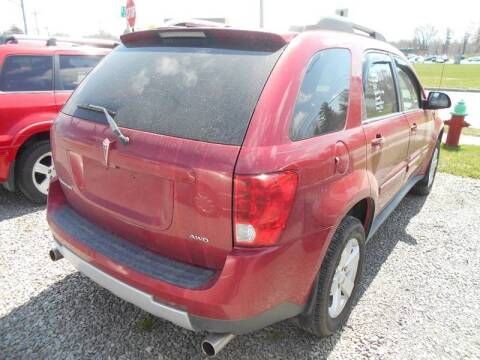 2006 Pontiac Torrent for sale at English Autos in Grove City PA