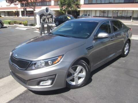 2014 Kia Optima for sale at Ournextcar/Ramirez Auto Sales in Downey CA
