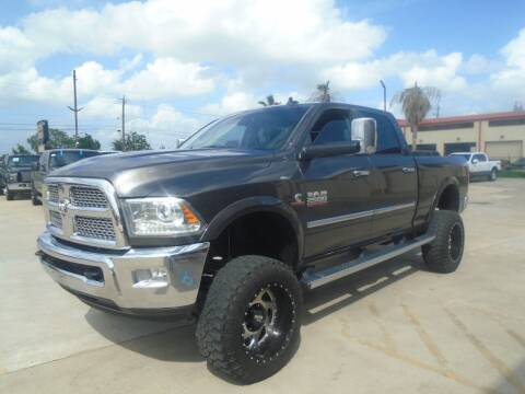 2015 RAM Ram Pickup 2500 for sale at Premier Foreign Domestic Cars in Houston TX