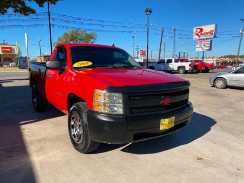 2008 Chevrolet Silverado 1500 for sale at Russell Smith Auto in Fort Worth TX