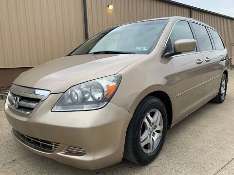 2006 Honda Odyssey for sale at Prime Auto Sales in Uniontown OH