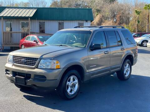 2002 Ford Explorer for sale at ASTRO MOTORS in Houston TX