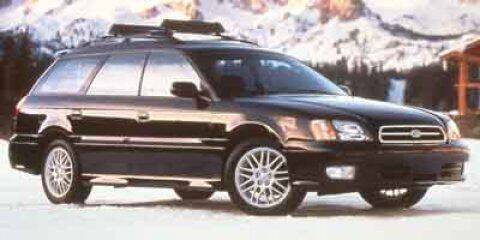 2002 Subaru Legacy GT