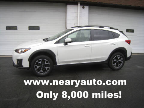 2019 Subaru Crosstrek for sale at Neary's Auto Sales & Svc Inc in Scranton PA