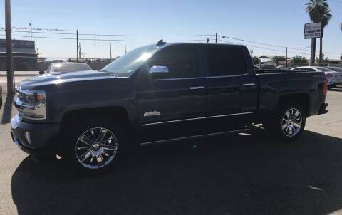 2016 Chevrolet Silverado 1500 for sale at First Choice Auto Sales in Bakersfield CA