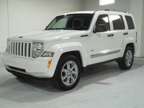 2012 Jeep Liberty for sale at Ohio Motor Cars in Parma OH