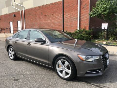 2012 Audi A6 for sale at Imports Auto Sales Inc. in Paterson NJ