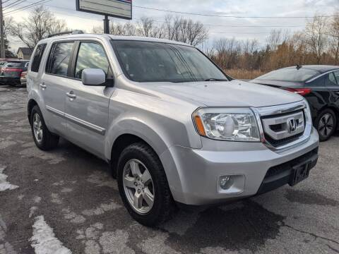 2009 Honda Pilot for sale at Peter Kay Auto Sales in Alden NY