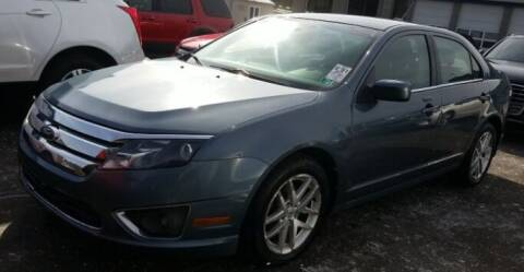 2011 Ford Fusion for sale at Precision Automotive Group in Youngstown OH