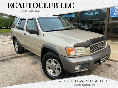 2001 Nissan Pathfinder for sale at ECAUTOCLUB LLC in Kent OH